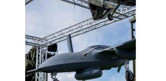Rostec demonstrates Korsar drone at ARMY-2019