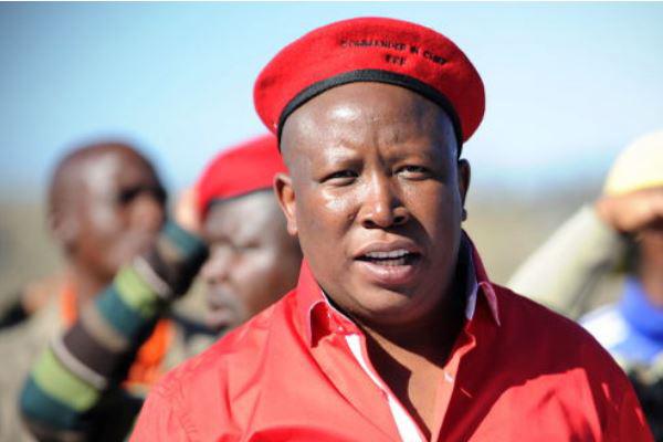 Riotous Assemblies Act: Malema's application dismissed in high court. Photo: AfriForum