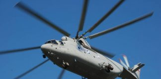 Russian Helicopters to present the upgraded Mi-26Т2В at Army-2018 for the first time