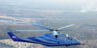 Russian Helicopters complete detail design for ship-based Minoga helicopter