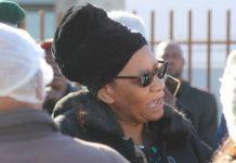 Cruelty: Thandi Modise in court, AfriForum and NSPCA announce new case. Photo: AfriForum