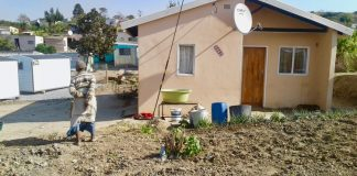 Company leaves R164 million housing project unfinished