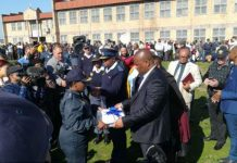 SAPS plan to address gang related killings and violence, PE. Photo: SAPS