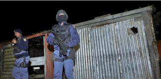 Steenberg violent crime, police launch operation, arrest 15 suspects. Photo: SAPS