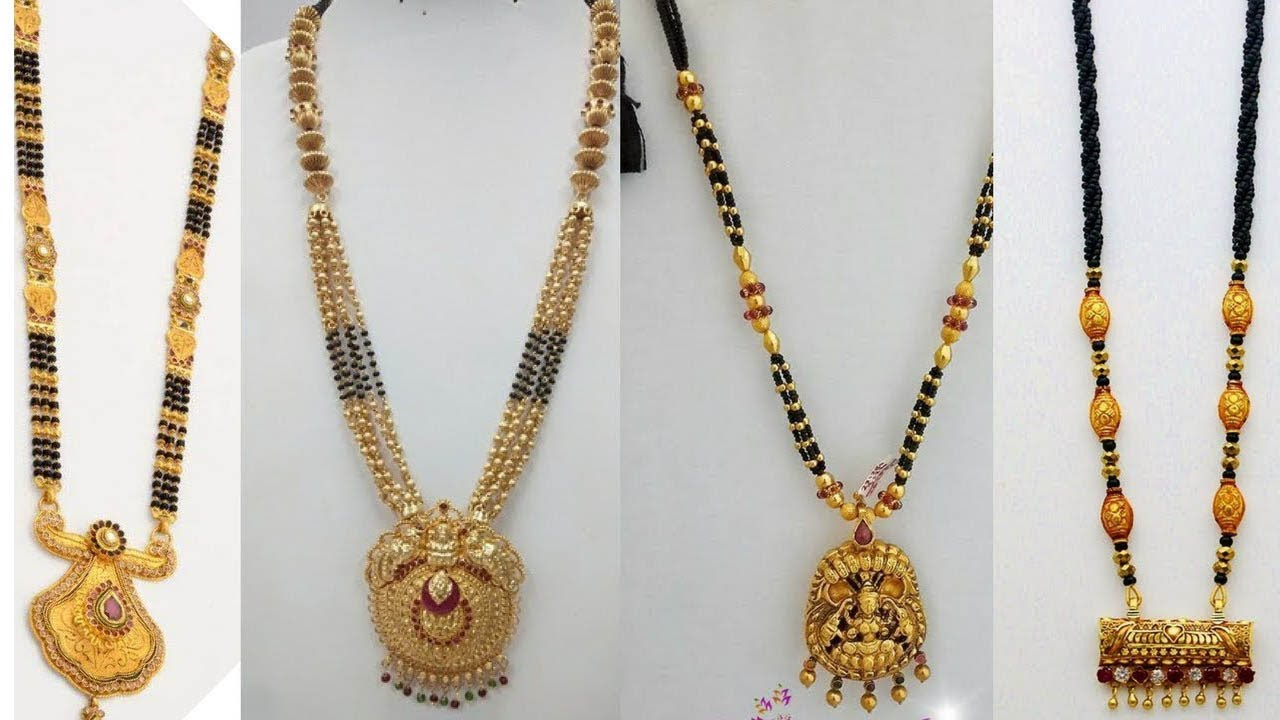 Mangalsutra Legacy Of Indian Culture Its Design And Mini