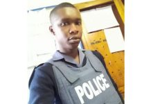 Missing: Mentally unstable policeman, Kwa-Thema. Photo: SAPS
