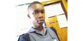 Missing: Mentally unstable policeman, Kwa-Thema. Photo: SAPS