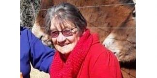 Woman (80+) attacked, murdered and set alight in her home, Volksrust. Photo: Boere Krisis Aksie BKA