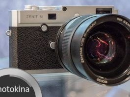 Zenit and Leica present a joint production camera in Cologne