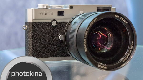 Zenit And Leica Present A Joint Production Camera In Cologne South Africa Today