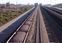 Eskom and Iscor were formed to feed the railway network's need for cheap electricity and steel Shutterstock