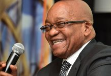 Former South African President Jacob Zuma. GCIS