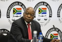 Former South African President Jacob Zuma recanted his decision to walk out of the Zondo Commission. EPA-EFE/Wikus de Wit/Pool