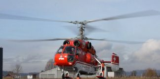 Russia delivers 3 Ka-32 helicopters to Turkey