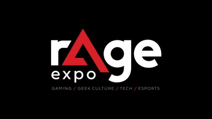 rAge 2019 - Ramped up with a new look and feel and more game than ever before