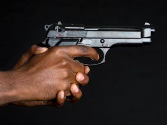Farm attack, 5 attackers, father and son (16) both shot in the chest