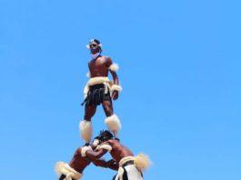 Kangaroo Dancers