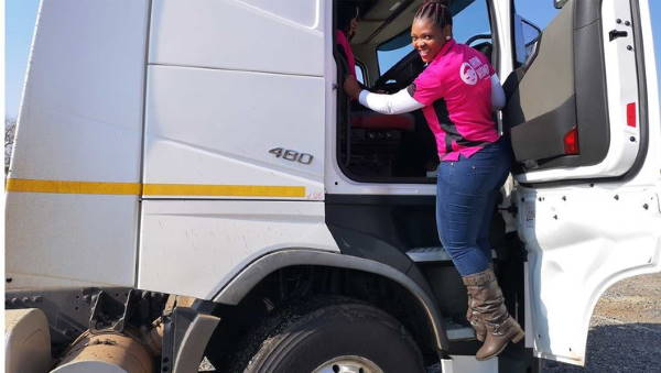 In celebration of Women's Day Volvo Group and SOS NPO join forces to promote 'Iron Women' initiative.
