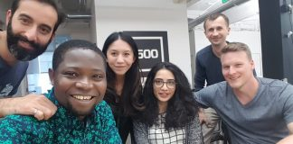 Nigerian agri-tech startup EZ Farming 'fired up' after 500 Startups participation