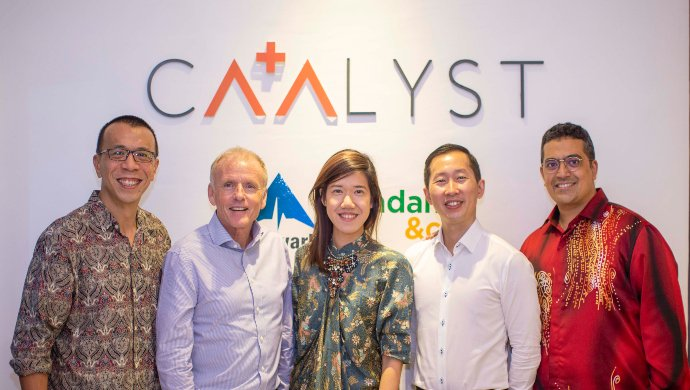 Aardvark Labs, Padang & Co launch healthtech-focussed coworking space CATALYST
