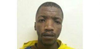 Jewellery store armed robber sentenced to 15 Years, Kimberley. Photo: SAPS