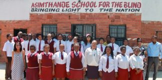 Newcastle school for the blind in desperate need of funds