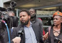 Hate speech against BLF: Mngxitama unprepared for court case. Photo: AfriForum