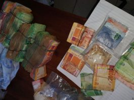 R2.5 million worth of drugs recovered, Goodwood. Photo: SAPS