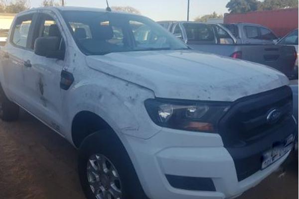 Cross border crime, stolen vehicles recovered, Emanguzi. Photo: SAPS