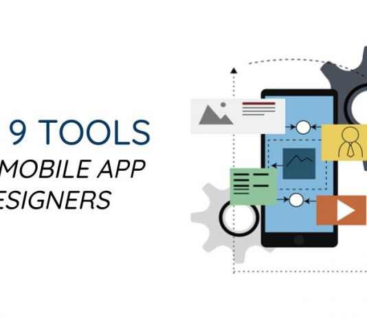 Top Tools For Mobile App Designers!
