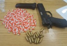 Two heroin dealers arrested, Durban. Photo: SAPS