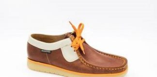 Enjoy every step of summer with Grasshopper's Mocassin shoe