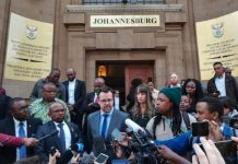Old SA flag: AfriForum - 'Judgment is a blow to freedom of speech'. Photo: AfriForum