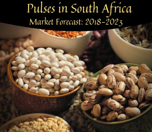 Pulses Market: By Type and Application, South Africa Opportunity Analysis and Industry Forecast, 2018-2023