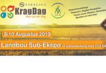 Agriculture Expo 'Kragdag' a massive success. Photo: TLU SA
