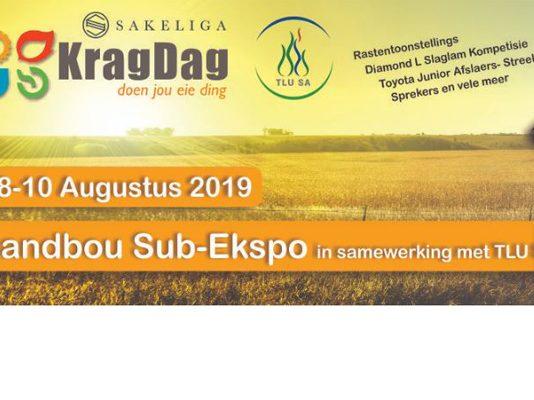 Agriculture Expo 'Kragdag' a massive success. Photo: TLU SA