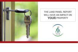 Red flag campaign: TLU SA warns of land panel implications for all landowners. Photo: TLU SA