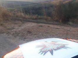 Lisbon Falls: German tourist falls 70 meters into ravine. Photo: Arrive Alive