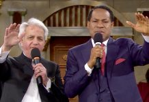 Gathering of the Nations: World Evangelism Conference with Pastor Chris Oyakhilome and Pastor Benny Hinn