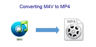 How to convert M4V video formats to MP4 video formats