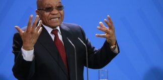 Under President Jacob Zuma the economy didn't recover as much as it should have from the global financial crisis Shutterstock