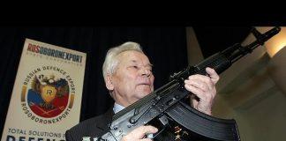 Mikhail Kalashnikov - Kalashnikov Group (part of Rostec) will create an online museum.