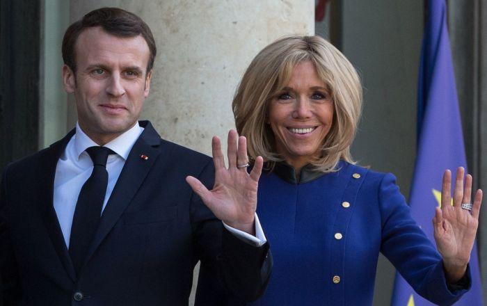Brazil's Tourism Ambassador Calls French President Macron ...
