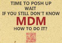 MDM, Decentralized Self-media Marketing Platform