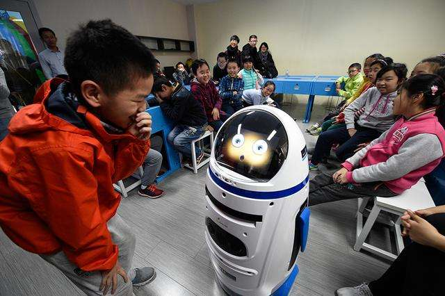 Chinese AI Education Robot Company Fabo Raised ¥500 Million Yuan From Jimo District of Qingdao