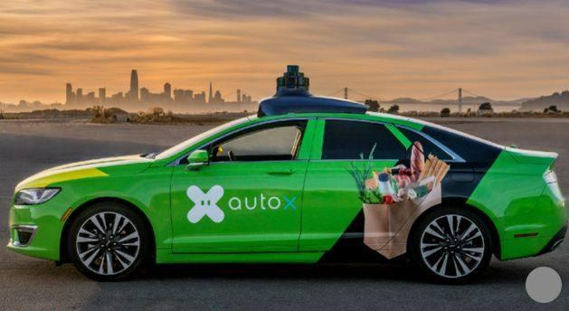 Chinese Autonomous Driving Company AutoX Raised $100 Dollar in a Series A Round Funding Led by Dongfeng Motor Company