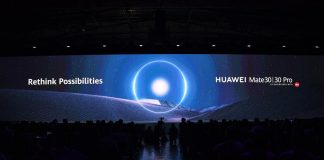 Huawei unveils flagship Mate 30 Series smartphone