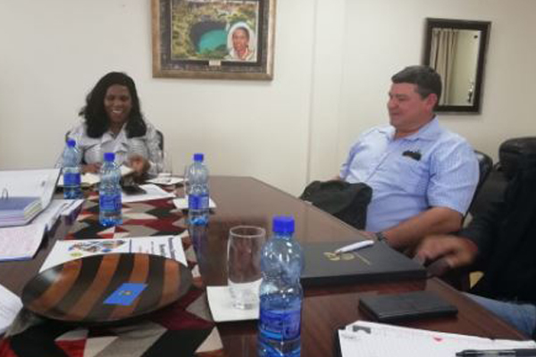 Farm crime: Commissioner's stakeholder engagement with Agri EC. Photo: SAPS