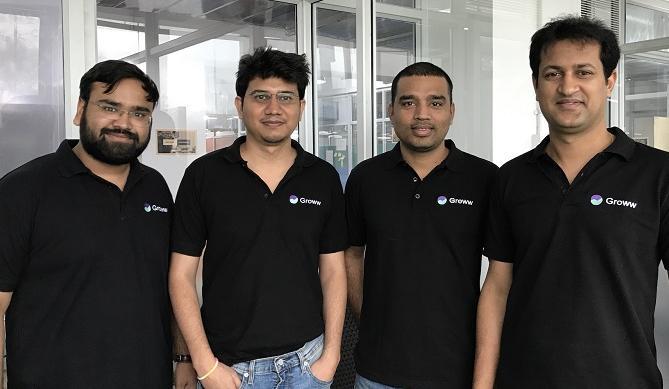 Bengaluru-based Fintech startup Groww raises $21.4M in Series B from Ribbit Capital, Sequoia, Y Combinator