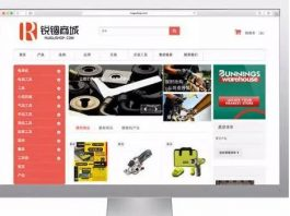 Chinese MRO Industrial Goods E-commerce Platform Ruigu Shop Raised Nearly ¥300 Million in a Series C1 Round Funding